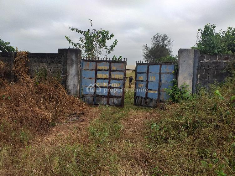 36 Plots of Industrial Land, Onitsha Road Industrial Layout Irete, Owerri West, Imo, Industrial Land for Sale