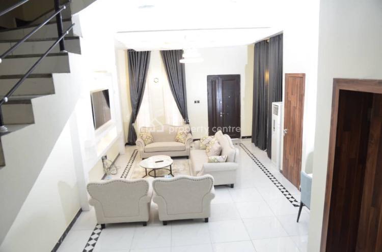 Luxury 5 Bedrooms Fully Detached Duplex Available, Osapa London, Lekki Phase 1, Lekki, Lagos, Detached Duplex Short Let