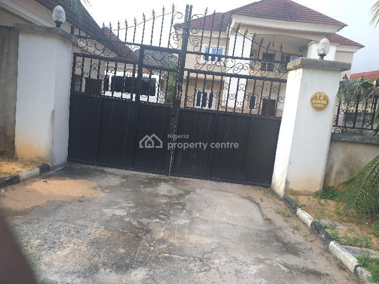 5 Bedroom Duplex with Boys Quaters, Udenwa Exclusive Garden Estate, New Owerri, Owerri Municipal, Imo, Detached Duplex for Sale