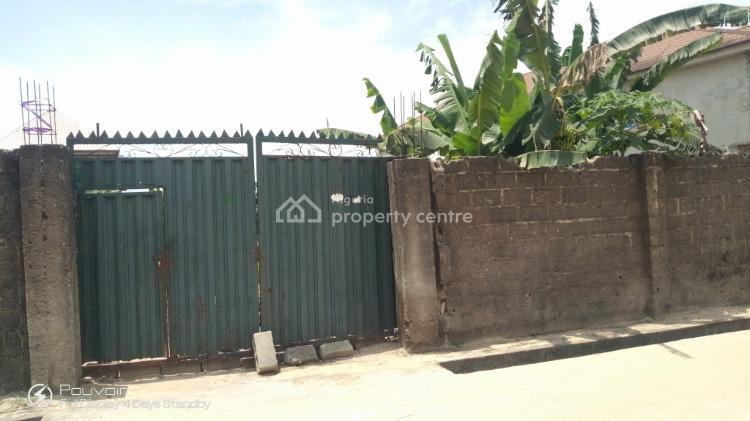 Genuine 2 Plot with Federal Light, Radio Estate, Port Harcourt, Rivers, Residential Land for Sale