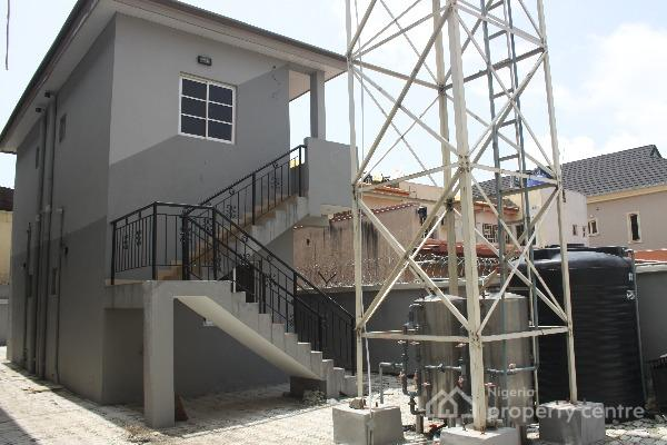 For rent luxury newly built 4 no 3 bedroom flats with for Servant quarters designs