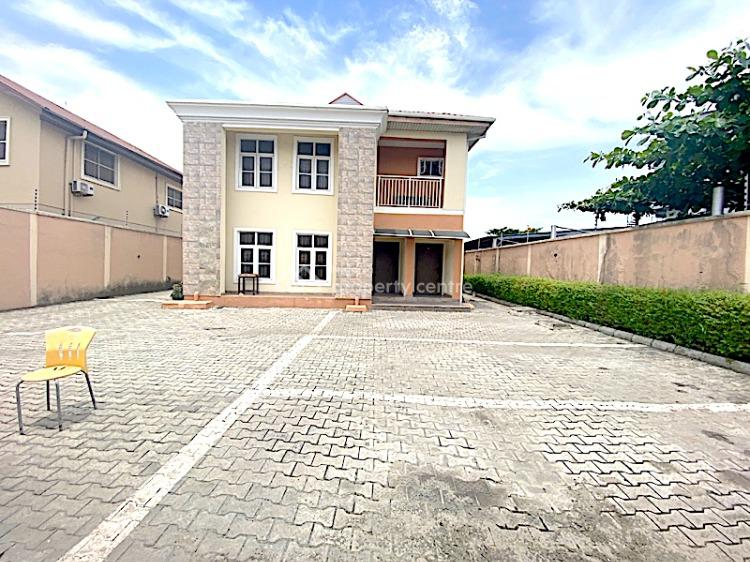 Very Big 2 Units of 3 Bedroom Flat Massive Compound for  Mixed Use, By 2nd Roundabout, Lekki Phase 1, Lekki, Lagos, Flat for Rent