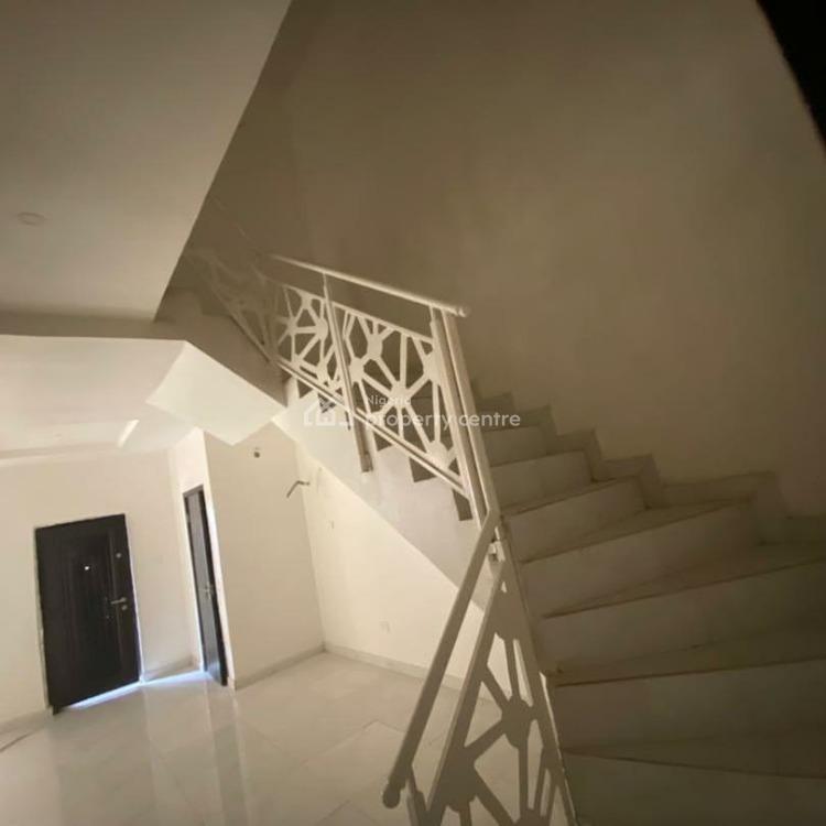 Newly Built Contemporary Style 4 Bedroom Semi Detached Duplex., Chevron, Lekki, Lagos, Semi-detached Duplex for Sale