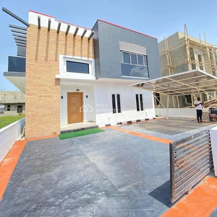 Luxury 5 Bedroom Fully Detached Duplex with Executive Facilities, Chevron By Second Toll Gate, Lekki Phase 2, Lekki, Lagos, Detached Duplex for Sale