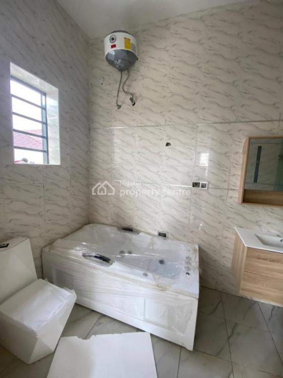 Luxury 4 Bedroom Semi Detached Duplex with Executive Facilities, Orchcid Road By Second Toll Gate, Lekki Phase 2, Lekki, Lagos, Semi-detached Duplex for Sale