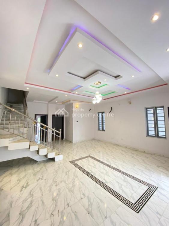 Luxury 4 Bedroom Semi Detached Duplex with Executive Facilities, Ajah, Lekki Phase 2, Lekki, Lagos, Semi-detached Duplex for Sale