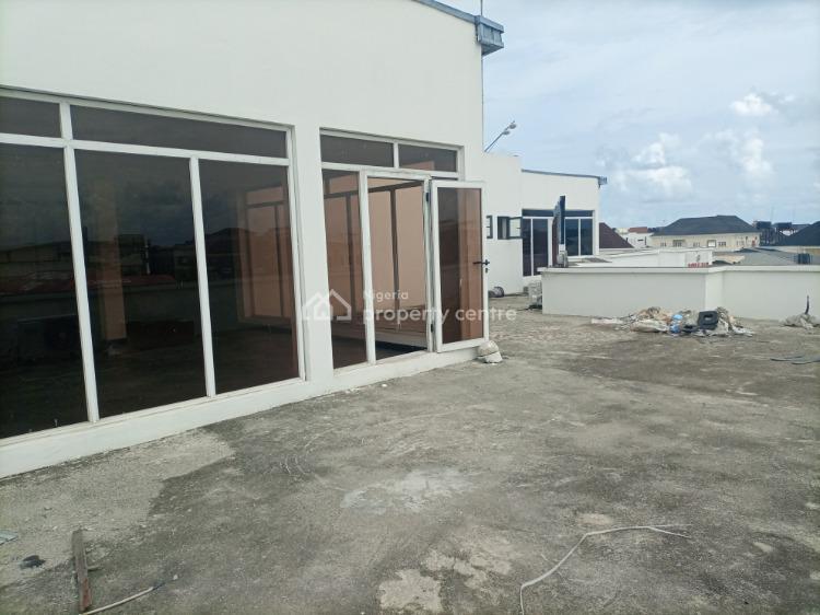 99sqm Rooftop Space for Lounge Bar Restaurant, By Oniru Market, Lekki, Lagos, Restaurant / Bar for Rent