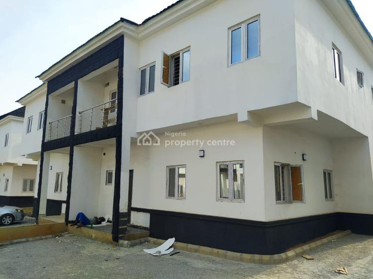Luxury 4 Bedroom Terraced Duplex in a Secured and Serene Location, Life Camp, Life Camp, Abuja, Terraced Duplex for Rent