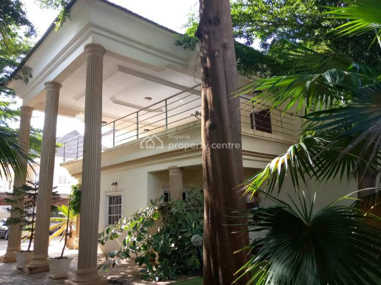 5 Bedroom Detached House with 2 Room Bq, Utako, Abuja, Detached Duplex for Sale