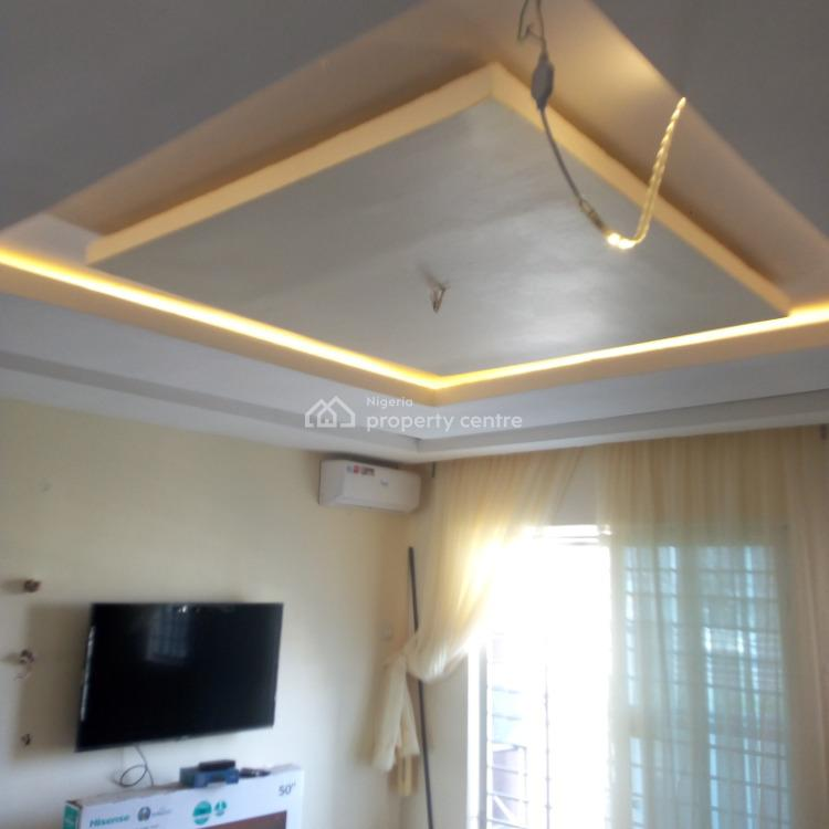 Top Notch 3 Bedroom Flat with a Room Bq, Wuye, Abuja, Flat for Sale