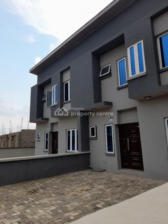 Luxury Terraces, Opic, Isheri North, Lagos, Terraced Duplex for Sale