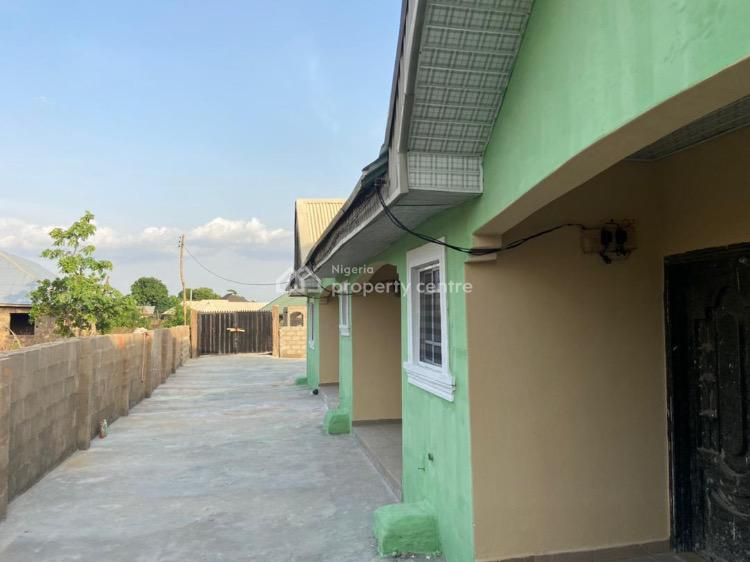 Standard 3 Units of 2 Bedroom Flats on 1 and Half Plots of Land, Behind Local Government Area, Lubcon Road, Ilorin West, Kwara, Block of Flats for Sale
