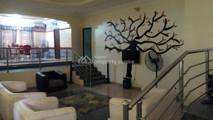 Nollywood Super Standard 4 Bedroom Duplex with Modern Facilities, Ugbor Central Road, Gra, Benin City., Benin, Oredo, Edo, Detached Duplex for Sale