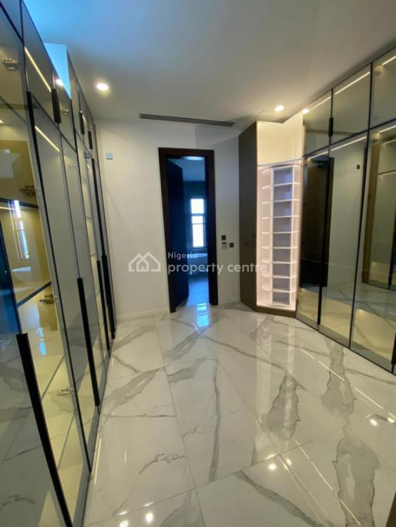 Waterfront 5 Bedroom Fully Detached Duplex with Private Cinema, Shoreline Estate, Ikoyi, Lagos, Detached Duplex for Sale