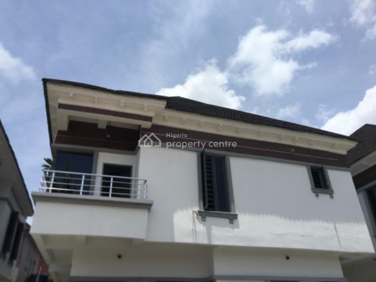 Luxury 4 Bedroom Detached House ( Mini Estate), Lekki Conservation Centre Beside Southern View Estate., Lekki Phase 2, Lekki, Lagos, Detached Duplex for Sale