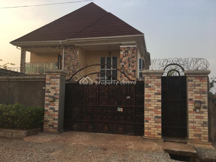 4 Bedroom Duplex, Off Old Airport Road Behind Grail Message Thinkers Corner, Enugu, Enugu, Detached Duplex for Sale
