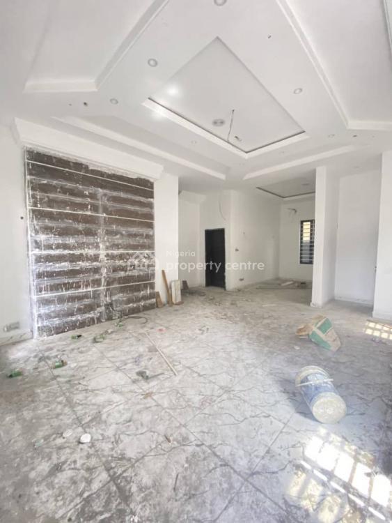 Luxury 4 Bedroom Duplex with a Room Bq, Ikate Elegushi, Lekki, Lagos, Semi-detached Duplex for Sale