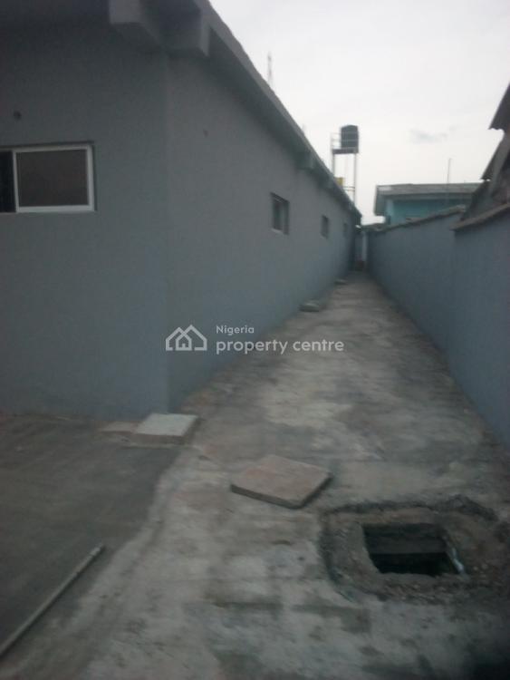 Self Compound Hall of 400sqm on a Busy Road, Iju Ishaga- Elliot Road, Iju-ishaga, Agege, Lagos, Warehouse for Rent