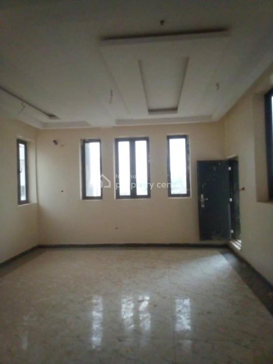 Supper Spacious 4 Bedroom Terrace Duplexes with a Bq , Tarred Road, Life Camp, Abuja, Terraced Duplex for Sale
