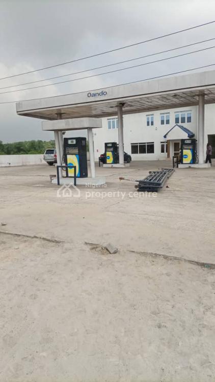 8 Pumps Filling Station   Up for a New Owner, Eleko Lekki Junction, Lekki, Lagos, Filling Station for Sale