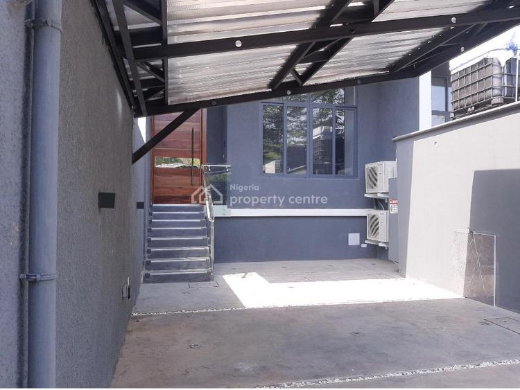 Self Service 4 Bedroom Terrace with Own Compound, Ikoyi, Lagos, Terraced Bungalow for Sale
