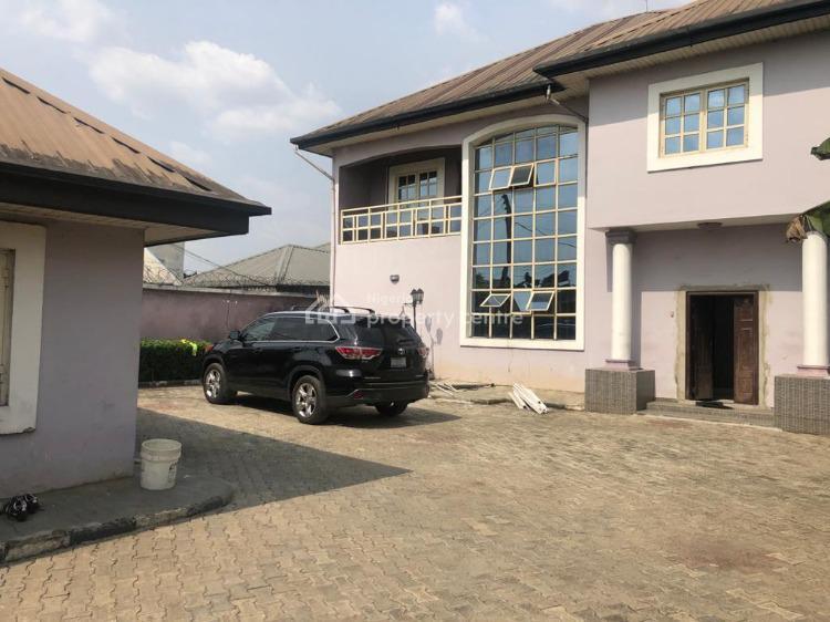 Exquisitely Finished and Durably Built 4 Bedroom Detached Duplex, Peace Drive/ Eliozu , Eneka Road, Port Harcourt, Rivers, Detached Duplex for Sale