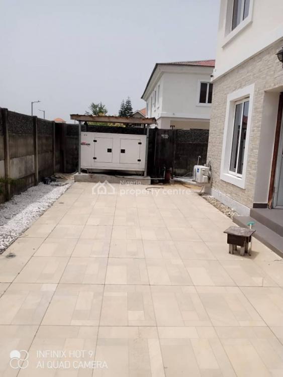 6 Bedroom Fully Detached Duplex with 2 Bedroom Bq, Nicon Town Estate, Lekki, Lagos, Detached Duplex for Sale