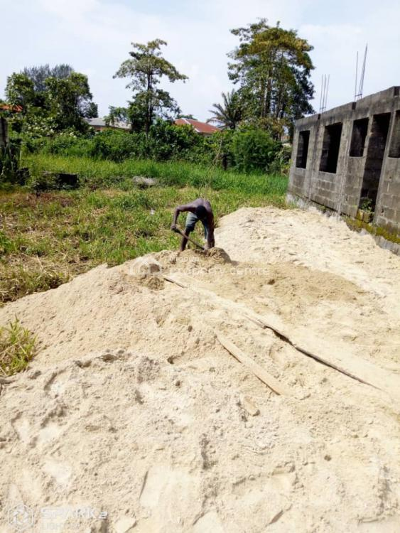 Land with Uncompleted Structure, Addo, Ajah, Lagos, Mixed-use Land for Sale