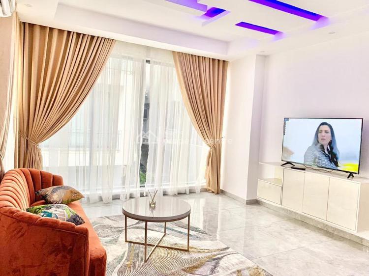Luxurious and Sumptuous 3 Bedrooms Apartment, Off Chief Yesufu Abiodun Way, Oniru, Victoria Island (vi), Lagos, Terraced Duplex Short Let