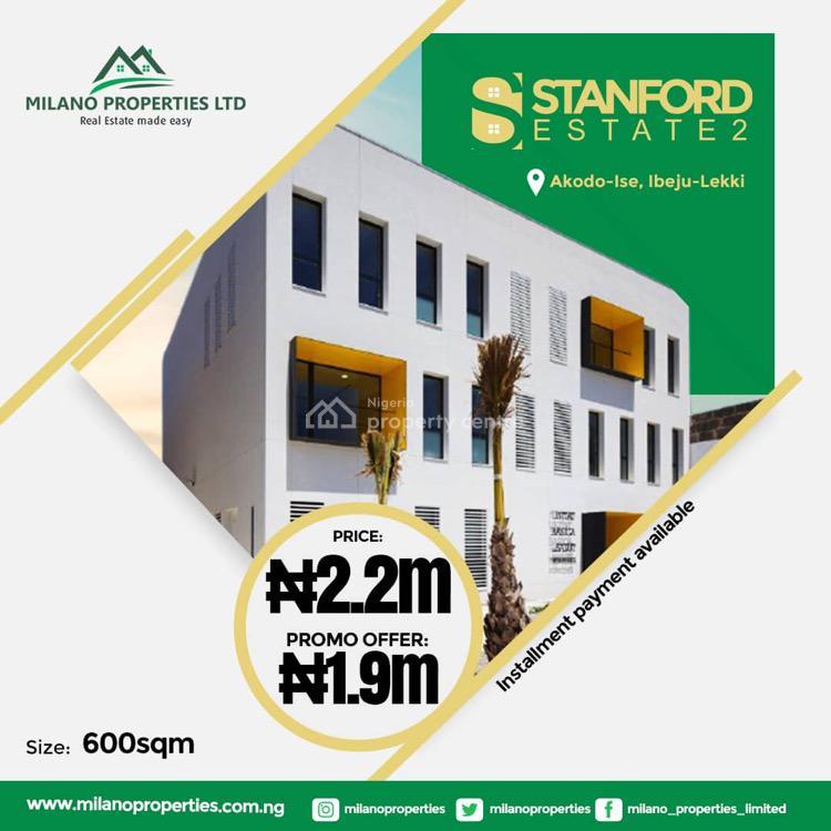Land, Akoso-ido, Ibeju Lekki, Lagos, Mixed-use Land for Sale