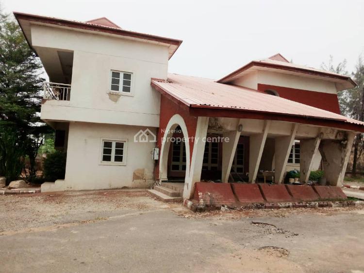 1600m2 Land with Demolishable Structure, Off Katsina Ala, Maitama District, Abuja, Residential Land for Sale