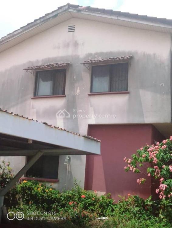 Duplex on a Full Plot Needs Renovation, Vgc, Lekki, Lagos, Detached Duplex for Sale