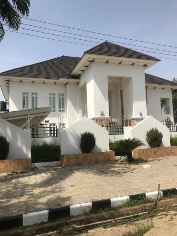 Luxurious 5 Bedroom with 1 Bedroom Chalet, Gwarimpa Main, Gwarinpa, Abuja, Detached Duplex for Sale