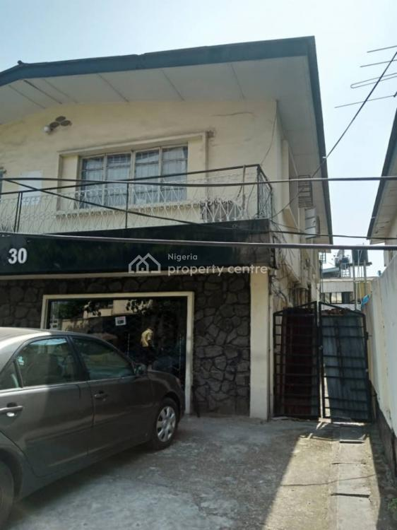 Property Title: C of O, Awolowo Way, Ikoyi, Lagos, Block of Flats for Sale