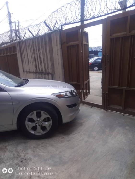 Decent 3 Bedroom Semi Detached Duplex with 3 Flats, Ajao Road, Surulere, Lagos, Semi-detached Duplex for Sale