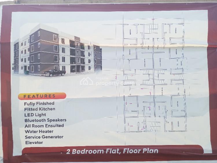 1 Bedroom Apartment, Alasia, Abraham Adesanya, Ajah, Lagos, Block of Flats for Sale
