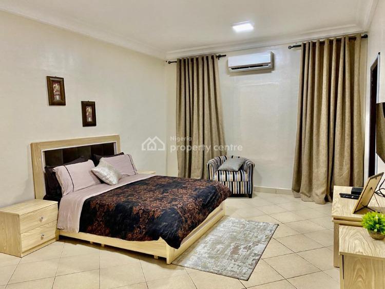 Beautifully Furnished Semi-detached 4 Bedroom Duplex, Wumego Crescent Off Admiralty Road, Lekki Phase 1, Lekki, Lagos, Semi-detached Duplex Short Let