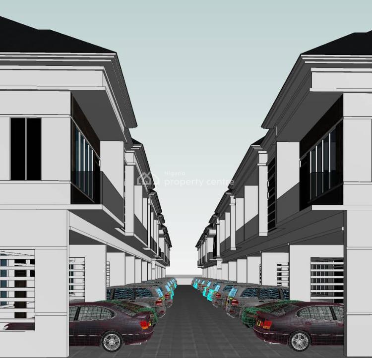 Imperial Oak, Orchid Road., Lekki Expressway, Lekki, Lagos, House for Sale
