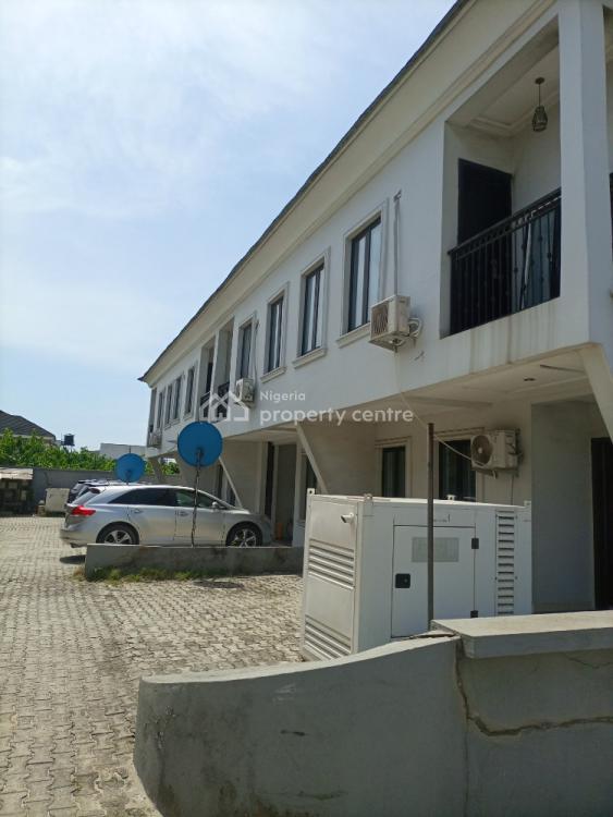 Luxury 4 Bedroom+bq, Orchid Road, Lekki, Lagos, Terraced Duplex for Rent