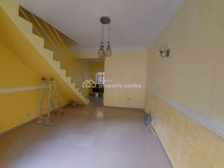 Nicely Constructed One (1) Bedroom Terrace House (maisonette), Ajah, Lagos, Terraced Duplex for Rent