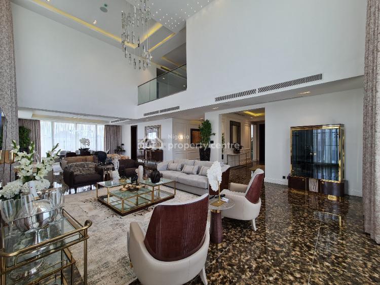 Furnished Contemporary 6 Bedroom Fully Detached House, Shoreline Estate, Banana Island, Ikoyi, Lagos, Detached Duplex for Sale