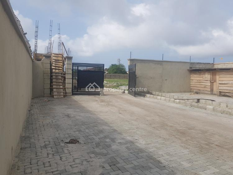 3 Bedroom Terrace in a Lovely Estate, Abraham Adesanya Area, Ajah, Lagos, Terraced Duplex for Sale