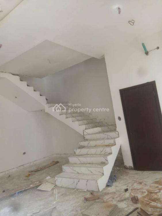 Newly Built 4 Bedrooms  Semi Detached Duplex, Idado Estate, Idado, Lekki, Lagos, Semi-detached Duplex for Sale