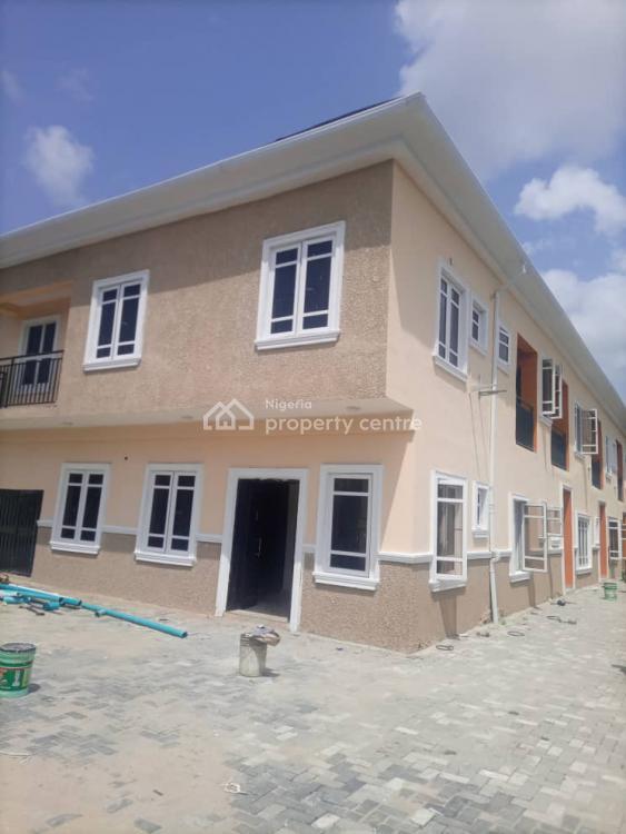 3 Bedroom Terrace Duplex, Sunview Estate Opposite Crown Estate, Sangotedo, Ajah, Lagos, Terraced Duplex for Rent