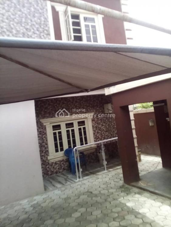 Available Upstairs  3 Bedroom Flat, Chevy View Estate Chevron, Lekki, Lagos, Flat for Rent
