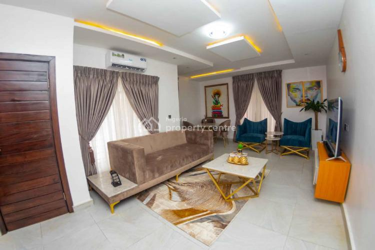 Fully Furnished and Serviced 3 Bedrooms Apartment, Lekki Phase 1, Lekki, Lagos, Flat Short Let