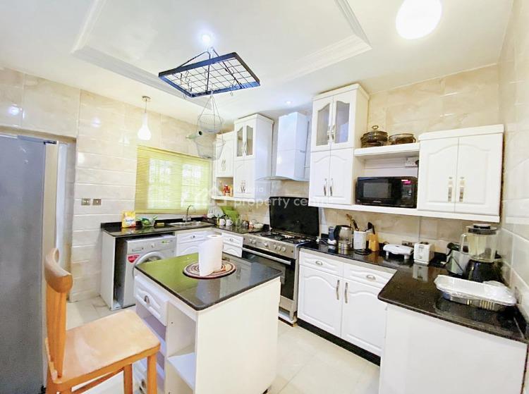 Luxury, Furnished 3 Bedrooms Apartment, Chevron, Lekki, Lagos, Flat Short Let