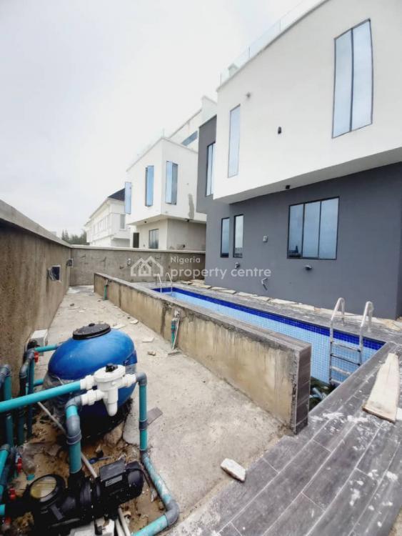 Luxurious 5 Bedroom Detached Houses, Osapa, Lekki, Lagos, House for Sale