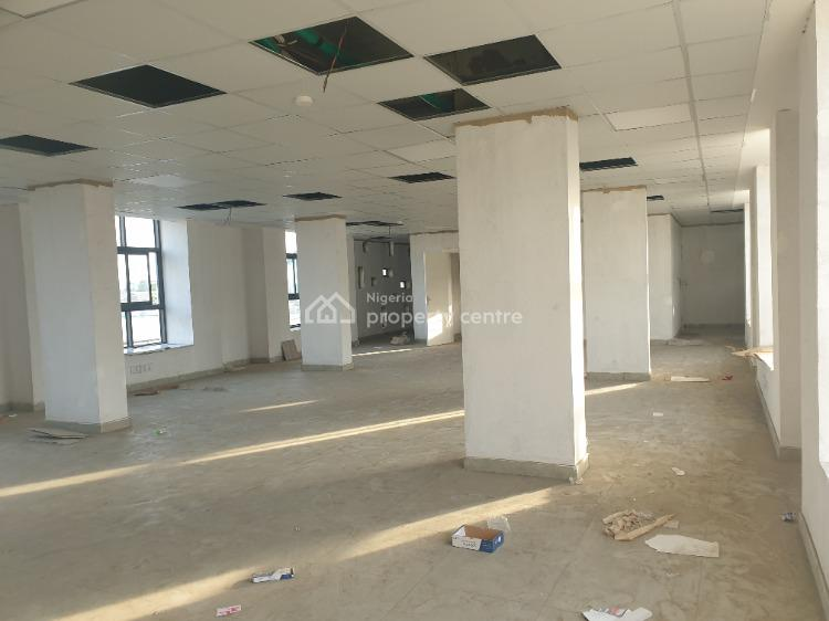 Newly Built 155sqm Open Plan Office Space, Muritala Mohammed Way, Yaba, Lagos, Office Space for Rent