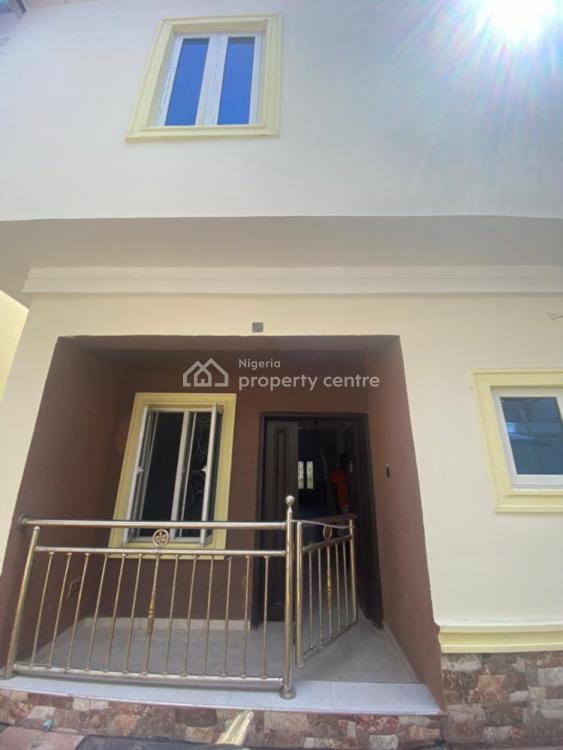 Luxury 4 Bedroom Fully Detached Duplex with Bq, Lekki County Homes, Lekki Phase 2, Lekki, Lagos, Detached Duplex for Sale